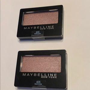 Maybelline expertwear eyeshadow set of 4